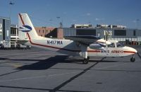 Photo: Wings Airways, Britten-Norman BN-2A Islander, N417WA