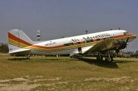 Photo: Air Adventures, Douglas DC-3, N600JD