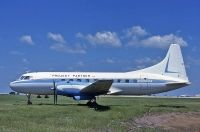 Photo: Project Partner, Convair CV-240, N90844