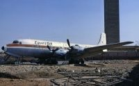 Photo: Egypt Air, Douglas DC-6