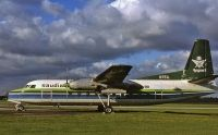 Photo: Saudi Arabian Airlines, Fairchild F27, N751L