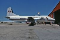 Photo: Fort Worth Air, NAMC YS-11, N906TC