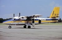 Photo: Brymon Air, De Havilland Canada DHC-6 Twin Otter, G-BGMD