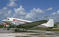 Photo: Transwest Air, Douglas DC-3, N300ZZ