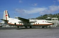 Photo: Air Niugini, Fokker F27 Friendship, P2-ANC