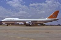 Photo: South African Airways, Boeing 747-200, ZS-SAP