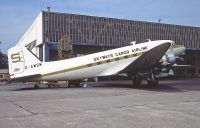 Photo: Skyways Cargo Airline, Douglas DC-3, G-AMSM