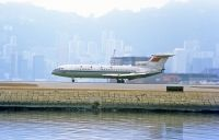 Photo: CAAC, Hawker Siddeley HS121 Trident, B-292
