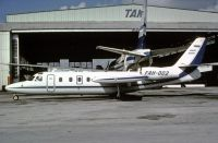 Photo: Honduras - Air Force, Israeli Aircraft Industries IAI-1124A Westwind, FAH-022