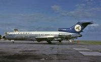 Photo: Pluna, Boeing 727-100, CX-BKA