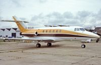Photo: Untitled, Hawker Siddeley HS-125, G-BCUX