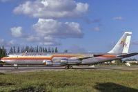 Photo: Florida West, Boeing 707-300, N700FW