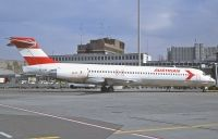 Photo: Austrian Airlines, McDonnell Douglas MD-87, OE-LML