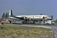 Photo: Surinamse Luchtvracht Onderneming, Douglas DC-7, PZ-TAK