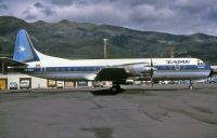 Photo: TAME, Lockheed L-188 Electra, HC-AZJ