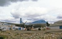 Photo: Aerotal Colombia, Douglas DC-4, HK-136