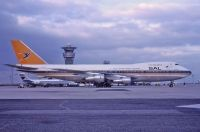 Photo: South African Airways, Boeing 747-200, ZS-SAS