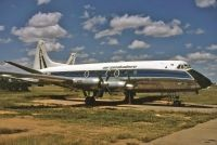 Photo: Air Zimbabwe, Vickers Viscount 700, VP-YNC