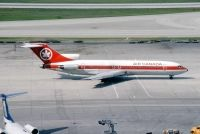 Photo: Air Canada, Boeing 727-200