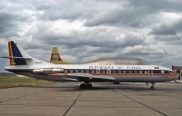 Photo: Republique du Tchad, Sud Aviation SE-210 Caravelle, TT-AAM