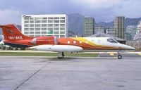 Photo: Untitled, Lear Learjet 55, VH-ANI