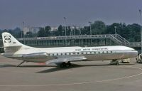 Photo: Inex-Adria Airways, Sud Aviation SE-210 Caravelle, TU-AJE