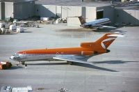 Photo: Canadian Pacific Airlines CPA, Boeing 727-100, CF-CUS