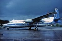 Photo: Somali Airlines, Fokker F27 Friendship, PH-EXC and 60-S