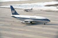 Photo: Nordair, Boeing 737-200, CF-NAW