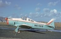 Photo: Untitled, North American Harvard, N61269