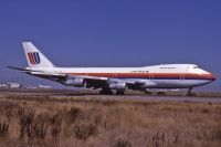 Photo: United Airlines, Boeing 747-100, N4735U