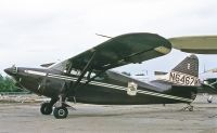 Photo: Dogpatch Air, Stinson 108 Voyager, N6467M