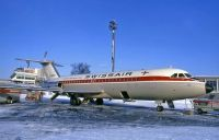 Photo: Swiss Air Lines, BAC One-Eleven 300, G-ATPK