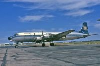 Photo: Untitled, Douglas DC-7, N750Z