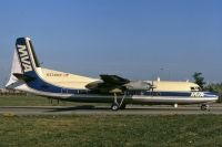 Photo: Mississippi Valley Airlines - MVA, Fokker F27 Friendship, N334MV