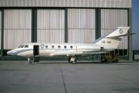 Photo: United Nations, Dassault Falcon 10, HB-VAV
