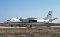 Photo: CAAC, Antonov An-30, B76