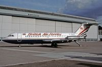Photo: British Air Ferries - BAF, BAC One-Eleven 200, G-DBAF