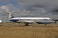 Photo: Untitled, BAC One-Eleven 400, HZ-KB1