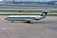 Photo: KLM - Royal Dutch Airlines, BAC One-Eleven 300, G-ATPJ