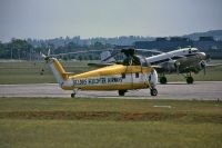 Photo: St. Louis Helicopter Airways, Sikorsky S-58, N887