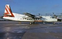 Photo: Lauda Air, Fokker F27 Friendship, OE-HLA