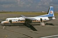 Photo: East-West, Fokker F27 Friendship, VH-EWO
