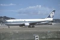 Photo: Air New Zealand, Boeing 767-200, ZK-NBH