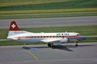 Photo: Air Sea, Convair CV-440, HB-IMU