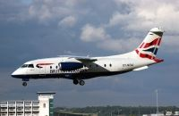 Photo: British Airways/Sun Air, Dornier Do-328-300 Jet, OY-NCM