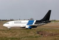 Photo: European Aircharter, Boeing 737-200, G-CEAE