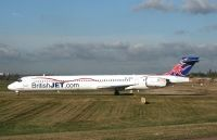 Photo: BritishJet, McDonnell Douglas MD-90, HB-JIB