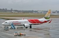 Photo: Air India Express, Boeing 737-800, VT-AXV