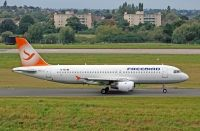 Photo: Free Bird Airlines, Airbus A320, TC-FBY